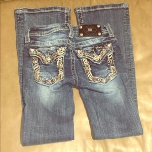 Miss Me Size 8 Girls Jeans